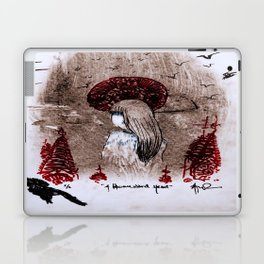 A Homeward Head Laptop & iPad Skin