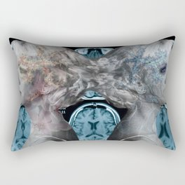 Twins Rectangular Pillow