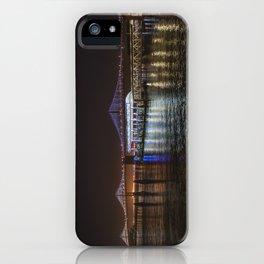 SF BAY BRIDGE II iPhone Case
