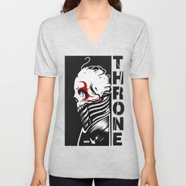Throne Unisex V-Neck