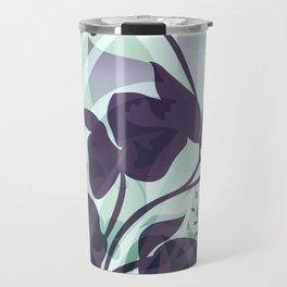 Sassy Sedge - cool colors Travel Mug
