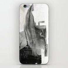 Faceless | number 03 iPhone & iPod Skin