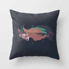 Harpy Kala Throw Pillow