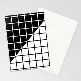 A E S T H E T I C (BLACK-WHITE) Stationery Cards