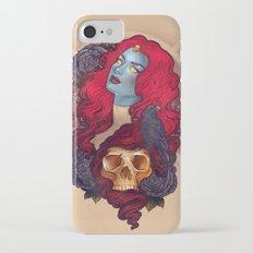 Raven iPhone 8 Slim Case