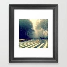 Print #5 Framed Art Print