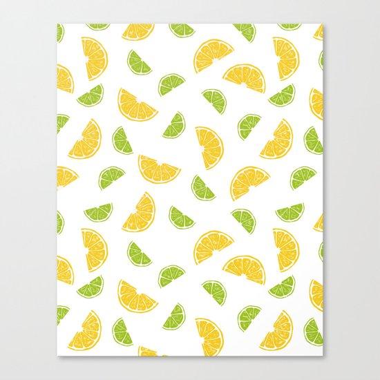 Citrus Sours Canvas Print