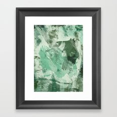 Bulba-saur Framed Art Print