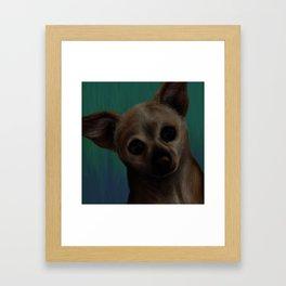 Jo Framed Art Print
