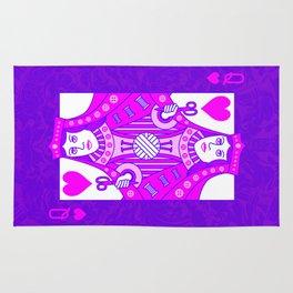 Queen of Crochet Rug