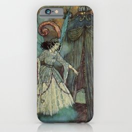 A Higher Destiny Lies Before You By Edmund Dulac iPhone Case