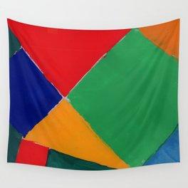 Pythagoras Triangle Wall Tapestry