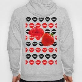 lip kisses Hoody