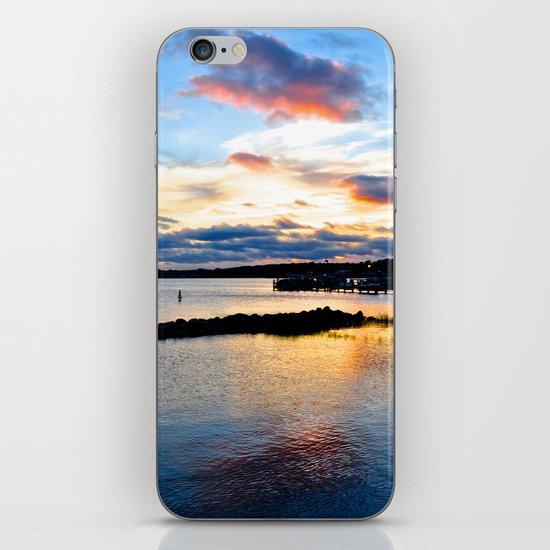 The Last Night iPhone & iPod Skin