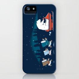 Grand Theft Arctic iPhone Case