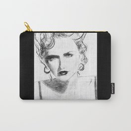 Womans face  Carry-All Pouch