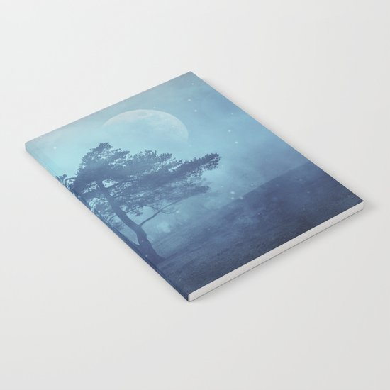 Mystic tree Notebook