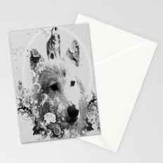 Wolfisticated Stationery Cards