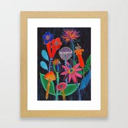 Morganna Framed Art Print