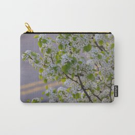 Blossoms on Third Avenue Carry-All Pouch