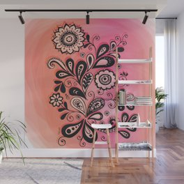 DreamGarden Wall Mural