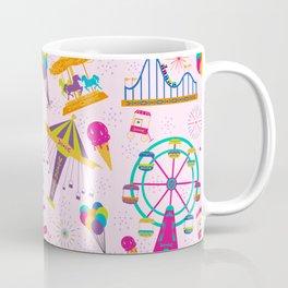 Colorful Amusement Park Coffee Mug