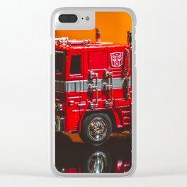 """Prime"" Clear iPhone Case"