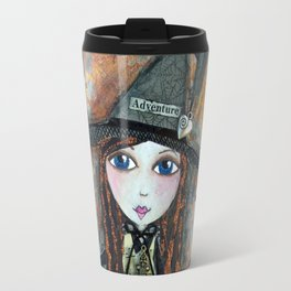 ADVENTURE, Halloween Witch Travel Mug