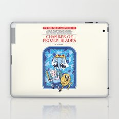 It's Time For An Adventure! Laptop & iPad Skin