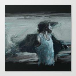 Dancer III Canvas Print