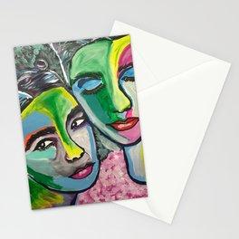 Björk and PJ Stationery Cards