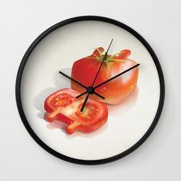 XiaoTieJun Tomato Wall Clock