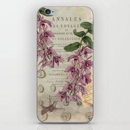 Hummingbirds iPhone Skin