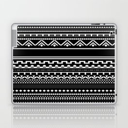 Graphic_Black&White #6 Laptop & iPad Skin