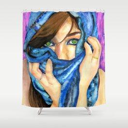Sahara Shower Curtain