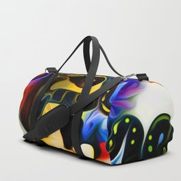 The Rain and the Wind Duffle Bag