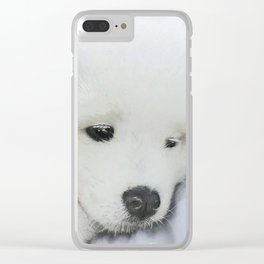 """ Treasured "" Clear iPhone Case"