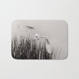 """Night Owl"" Bath Mat"