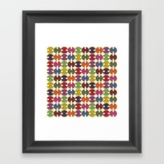 Pattern #48 Framed Art Print