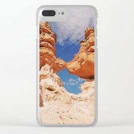 Bryce Canyon II / Utah Clear iPhone Case
