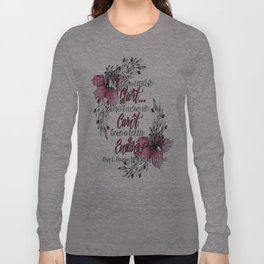 The Heart of Betrayal - Mary E Pearson Long Sleeve T-shirt