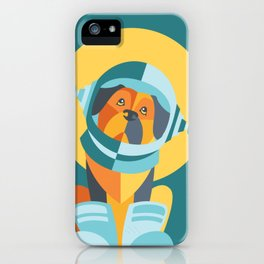 One Giant Leap for All Muttkind iPhone Case