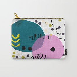 Mercredi Carry-All Pouch
