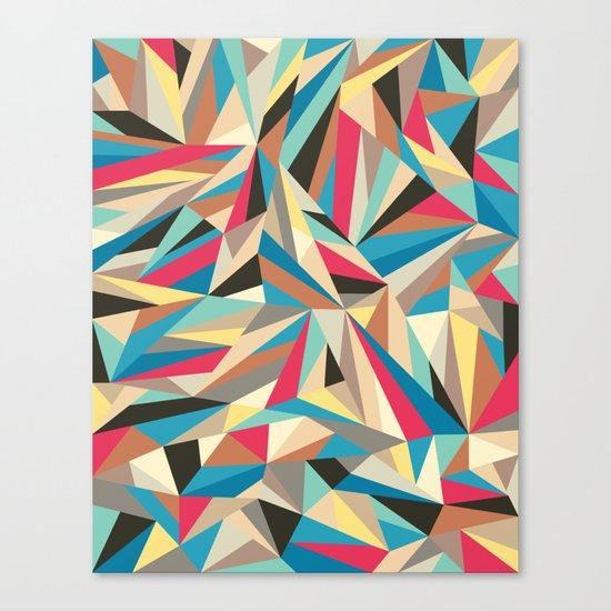 Mind trick Canvas Print