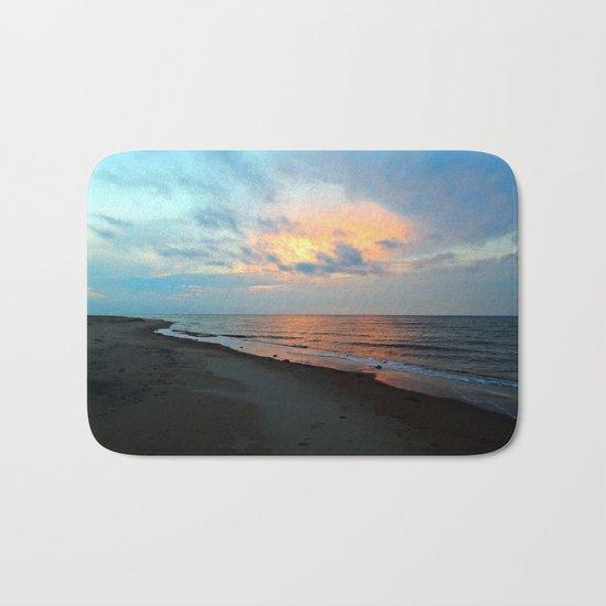 PEI Sandy Beach Sunset Bath Mat