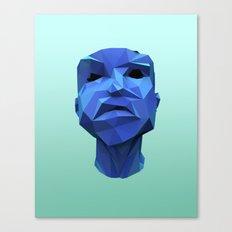 Expression A Canvas Print