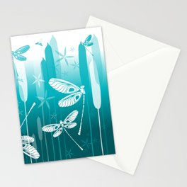 CN DRAGONFLY 1014 Stationery Cards