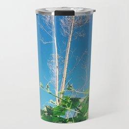 Nature Walk 002 - Plant Tower Travel Mug