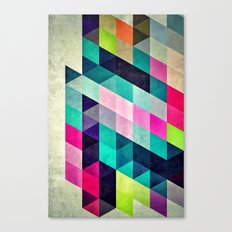 Cyrvynne xyx Canvas Print