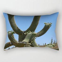 Will Give Me  A Hug Rectangular Pillow
